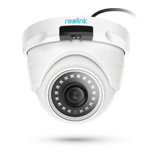 camera de surveillance filaire poe 5mp full hd reolink